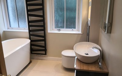 Bathroom with the WOW factor!